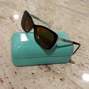Tiffany fashion sunglasses TF-4075 B rectangular